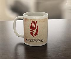 Кружка чашка Morrowind #3
