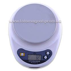 Ваги кухонні електронні NN 6141/141B 5кг(електронні ваги)
