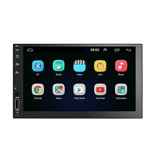Автомагнитола 2 Din Android Gps Universal, фото 2