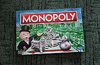 Орининальная настольная экономическая игра Монополия Hasbro   монополия украинская расширеная версия