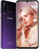 "Смартфон DOOGEE N20 4/64GB 6.3"" 4350мАч Purple, фото 1"