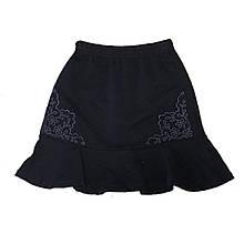 Школьная юбка карандаш для девочки, 128см