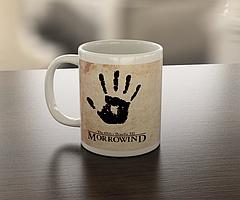 Кружка чашка Morrowind #2
