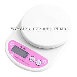 Ваги кухонні електронні NN QZ 161, 5кг (електронні ваги)