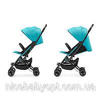 Прогулочная коляска Kinderkraft Mini Dot Turquoise, фото 3