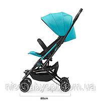 Прогулочная коляска Kinderkraft Mini Dot Turquoise, фото 8