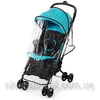Прогулочная коляска Kinderkraft Mini Dot Turquoise, фото 4