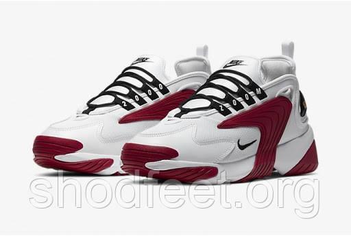 Мужские кроссовки Nike Zoom 2K AO0269-107 ОРИГИНАЛ