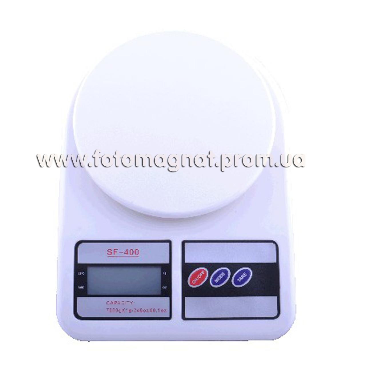 Весы кухонные электронные NN SF 400 (7кг) /101/6101 (электронные весы)