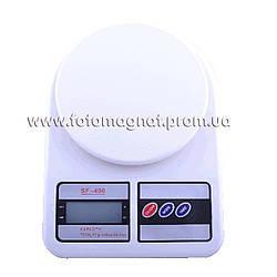 Ваги кухонні електронні NN SF 400 (7 кг) /101/6101 (електронні ваги)