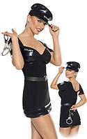 Набор полицейского Policewoman Uniform, S, М