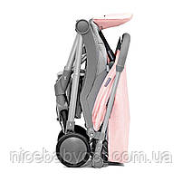 Прогулянкова коляска Kinderkraft Pilot Pink, фото 6