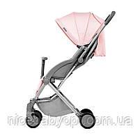 Прогулянкова коляска Kinderkraft Pilot Pink, фото 5