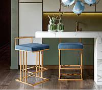 Стул из металла в стиле ЛОФТ Стильный стул Лофт подойдет для баров, кафе, кухни студии, и просто для себя