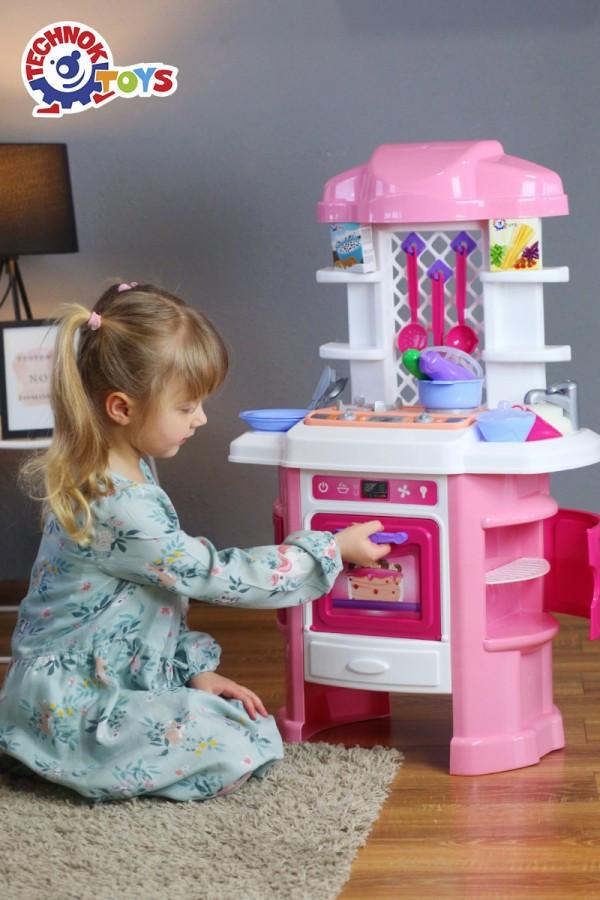 Интерактивная детская кухня ТехноК 6696