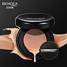 Зволожуючий Кушон Bioaqua Seaucysket Cushin BB Cream 15 g №2 (світлий колір), фото 3