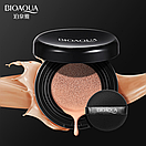 Увлажняющий Кушон Bioaqua Seaucysket Cushin BB Cream 15 g №3 (темный оттенок), фото 3