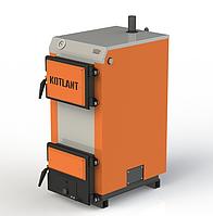 Твердотопливный котел длительного горения Kotlant КГ 15 кВт базовая комплектация