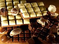Шоколадки, драже