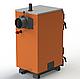 Твердопаливний котел тривалого горіння Kotlant КГ 15 кВт з механічним регулятором тяги, фото 3