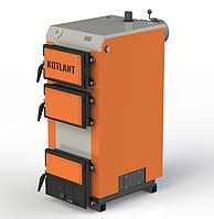 Твердотопливный котел длительного горения Kotlant КГ 16 кВт базовая комплектация
