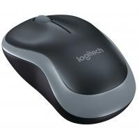Мишка Logitech M185 (910-002238) Gray Wireless