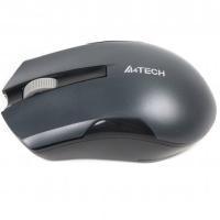 Мишка A4Tech G3-200N (G3-200N (Grey)) Gray Wireless