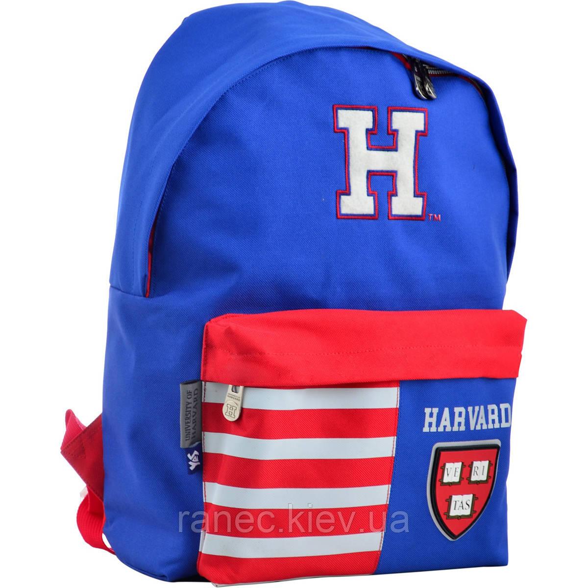 Рюкзак молодежный SP-15 Harvard blue 41*30*11 555040 Yes