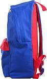 Рюкзак молодежный SP-15 Harvard blue 41*30*11 555040 Yes, фото 2