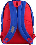 Рюкзак молодежный SP-15 Harvard blue 41*30*11 555040 Yes, фото 3