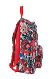 Рюкзак подростковый ST-15 Owls 553809 1 Вересня, фото 2