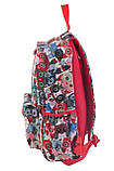 Рюкзак подростковый ST-15 Owls 553809 1 Вересня, фото 3