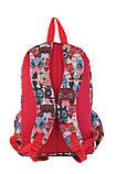 Рюкзак подростковый ST-15 Owls 553809 1 Вересня, фото 4