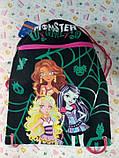Сумка для обуви с молнией для девочки Josef otten Monster girl high JO-15051, фото 2