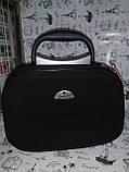 Сумка кейс портфель органайзер черный код Н5, фото 5