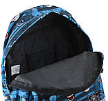 Рюкзак молодежный ST-17 Crazy feelings, 42*32*12 555006, фото 5