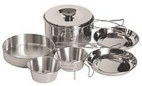 Комплект посуды нержавейка TRC-001 Tramp