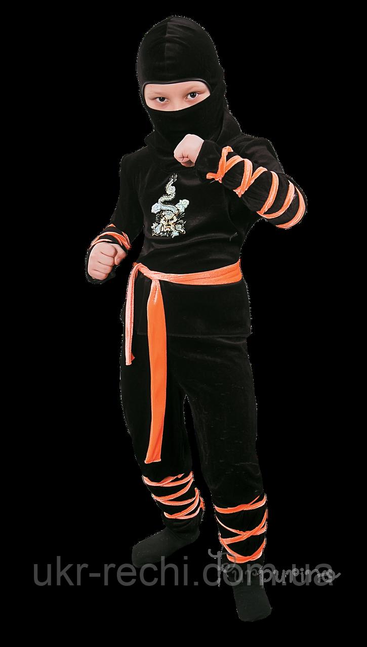 Детский карнавальный костюм Ниндзя Код. 346: продажа, цена ... - photo#49
