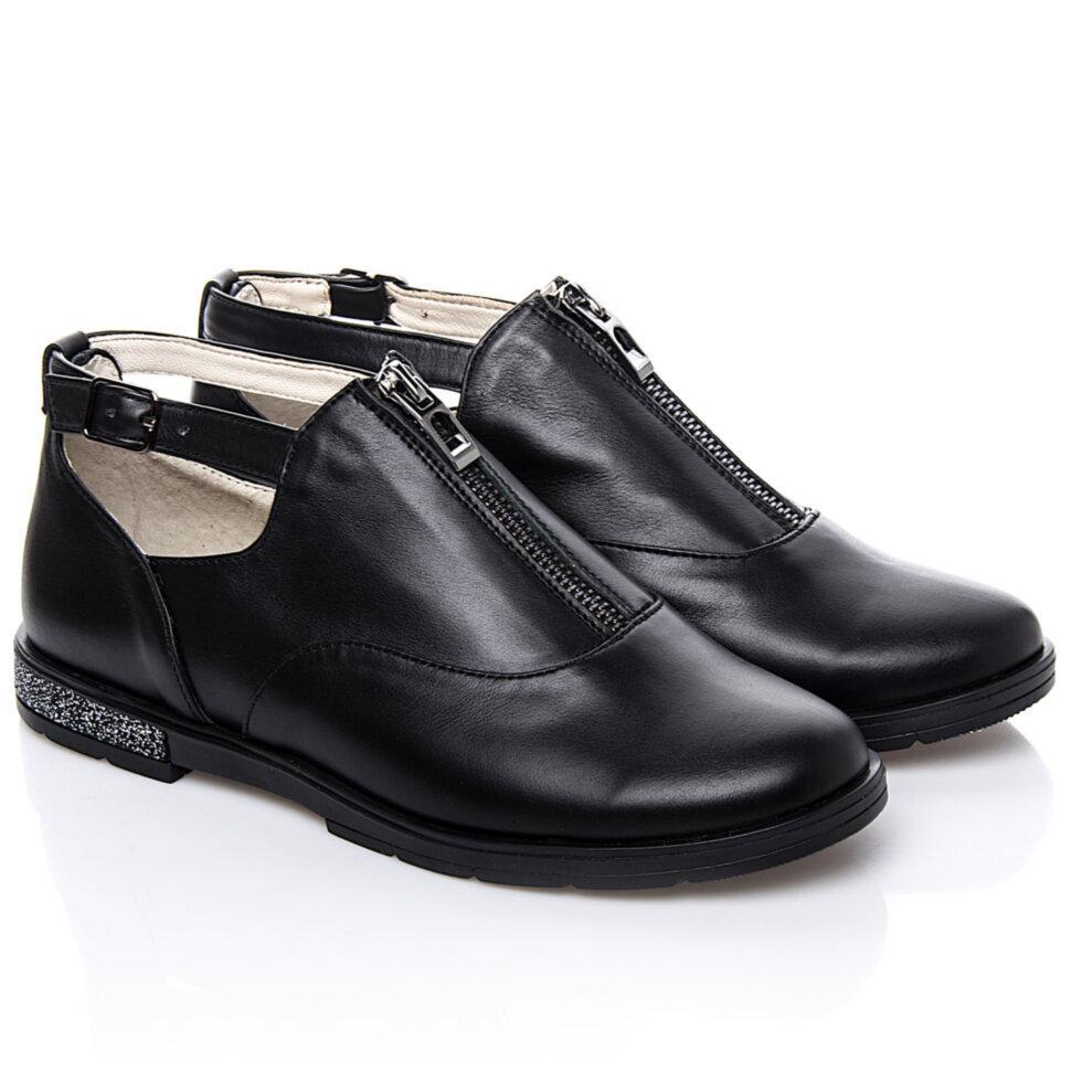 Туфли La Rose 2227 37(24,2см ) Черная кожа