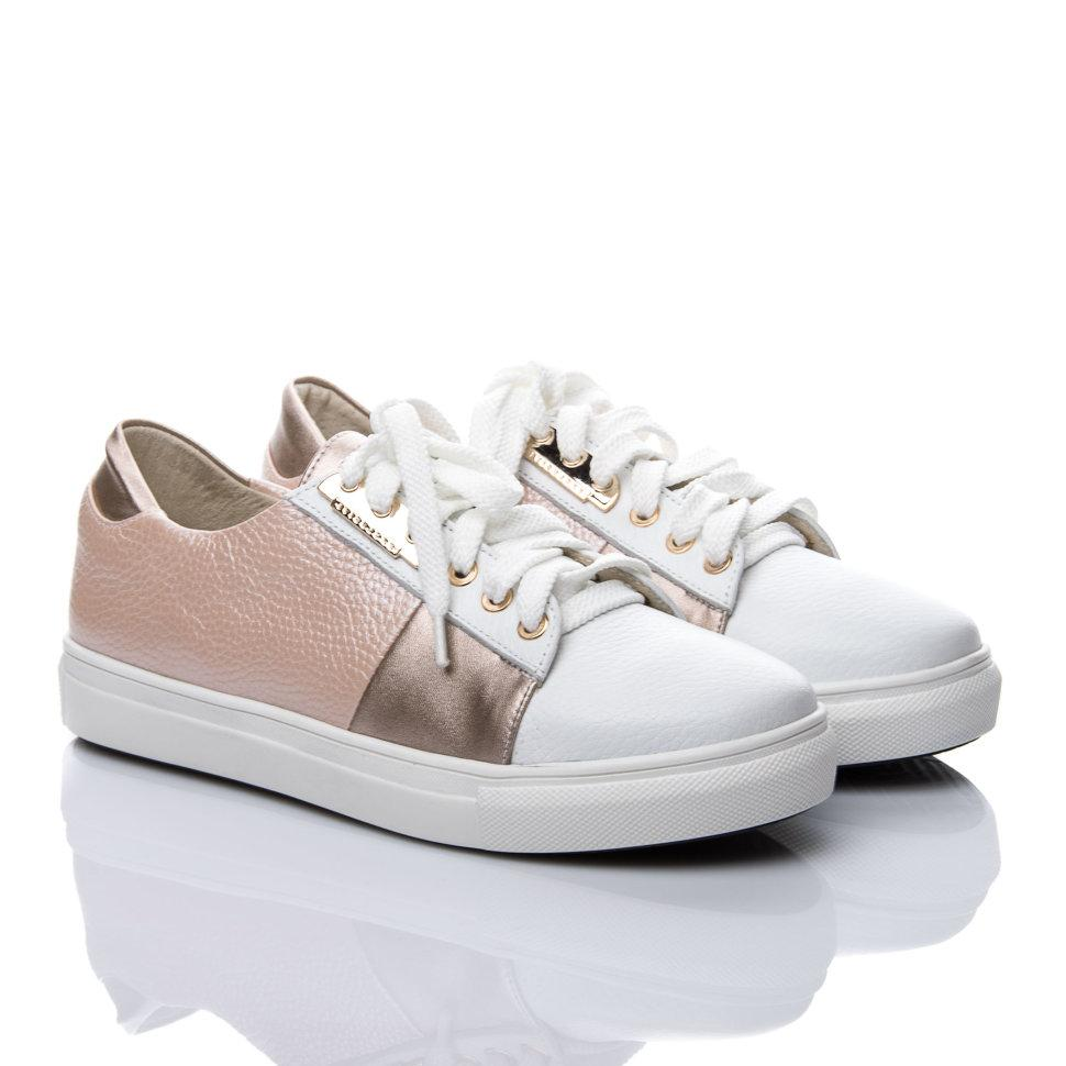 Кеды La Rose 2012 36(23,6см) Розовая кожа