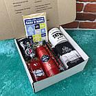 Подарочный Набор City-A Box Бокс для Мужчины Папы из 7 ед №2852, фото 3