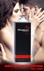 Духи с феромонами мужские Aurora PHOBIUM Pheromo for men, 15 мл