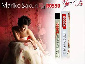 Духи с феромонами женские Aurora Mariko Sakuri ROSSO (roll-on), 15 мл