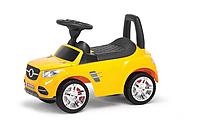 Машина-каталка MB, 2-001 (Желтый)