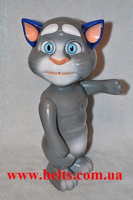 Детская игрушка Talking Tom Cat 27 см с подсветкой