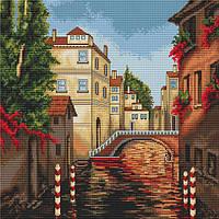 """Набор для вышивания крестом """"Luca-s"""" B202 Венеция"""