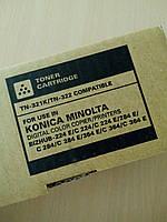 Тонер-картридж Konica Minolta TN321K / TN322 Katun Access (11095)