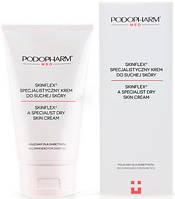 Регенерирующий крем для сухой кожи Podopharm Professional Skinflex A Specialist Dry Skin Cream 150 мл (крем008)