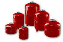 Расширительные баки на 6, 12, 18, 25 литров