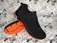 Мужские кроссовки в стиле Adidas MARATHON черные